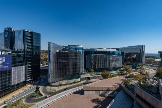 1 Discovery Place Sandton