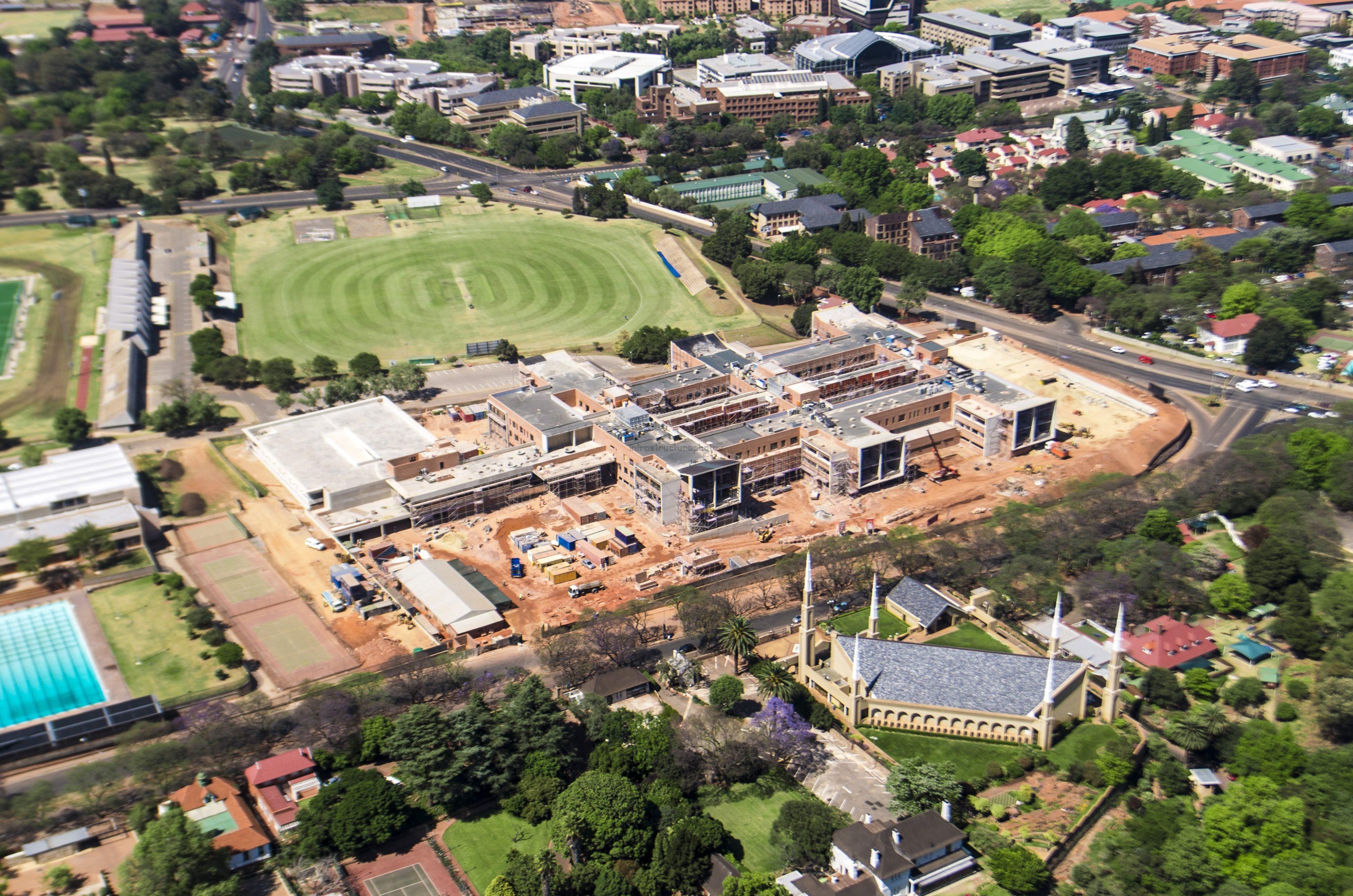 Nelson Mandela Childrens Hospital_Johannesburg