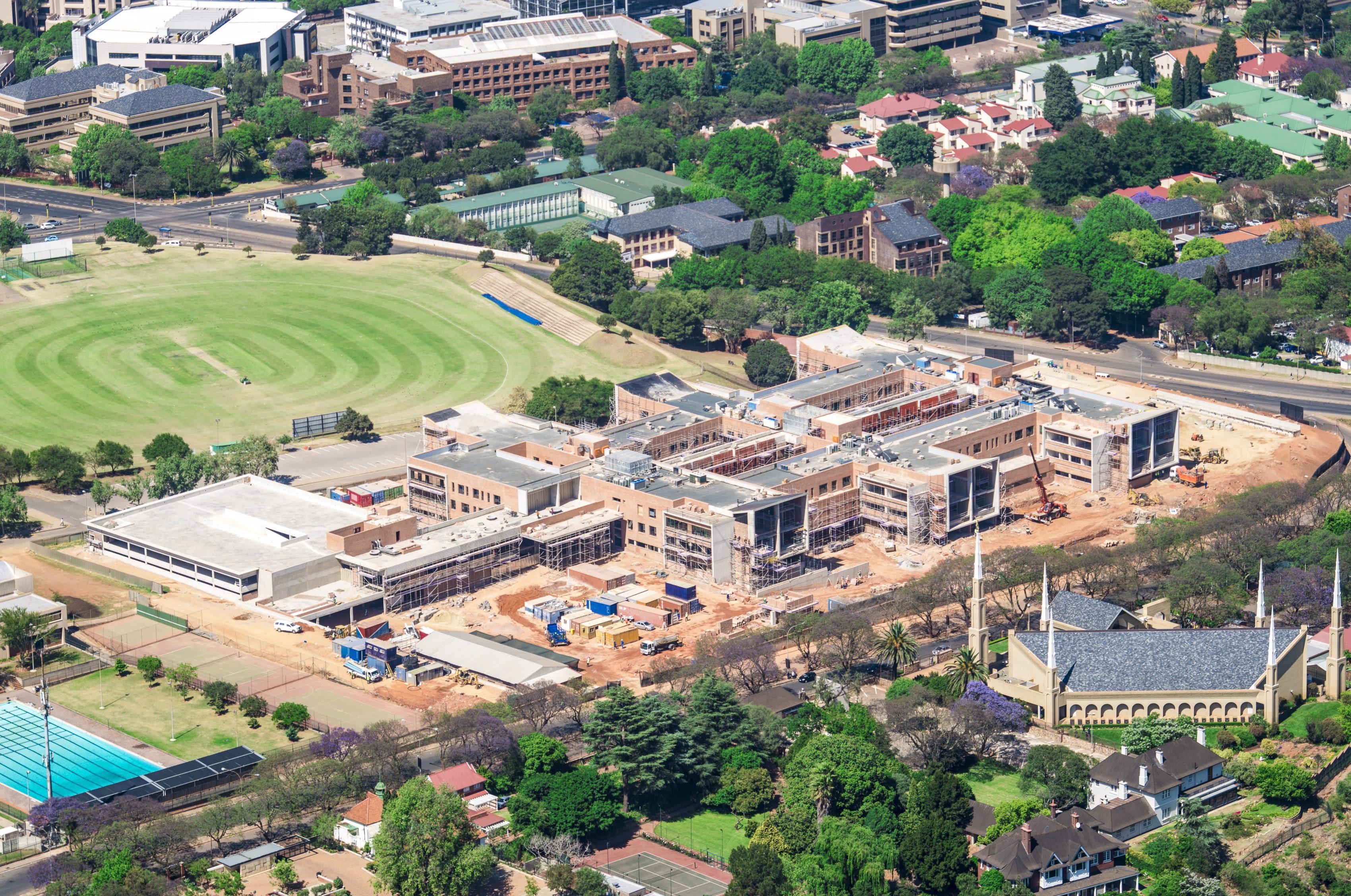 Nelson Mandela Childrens Hospital 1