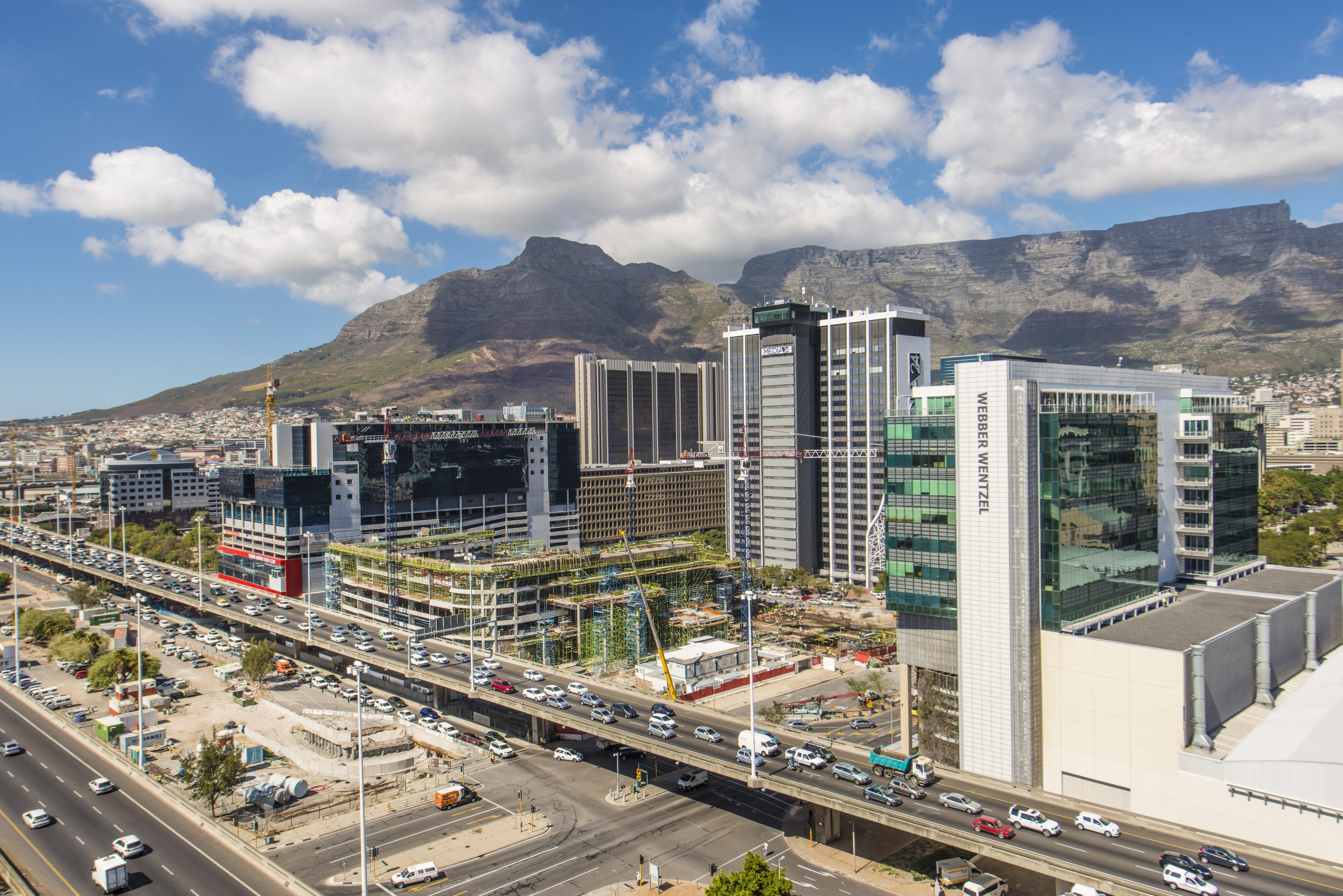CTICC Expansion and CBMH