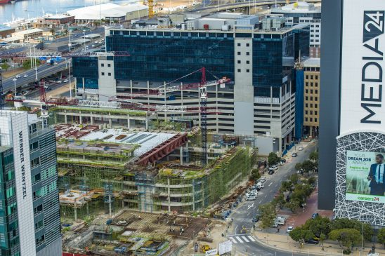 CTICC Expansion and CBMH,