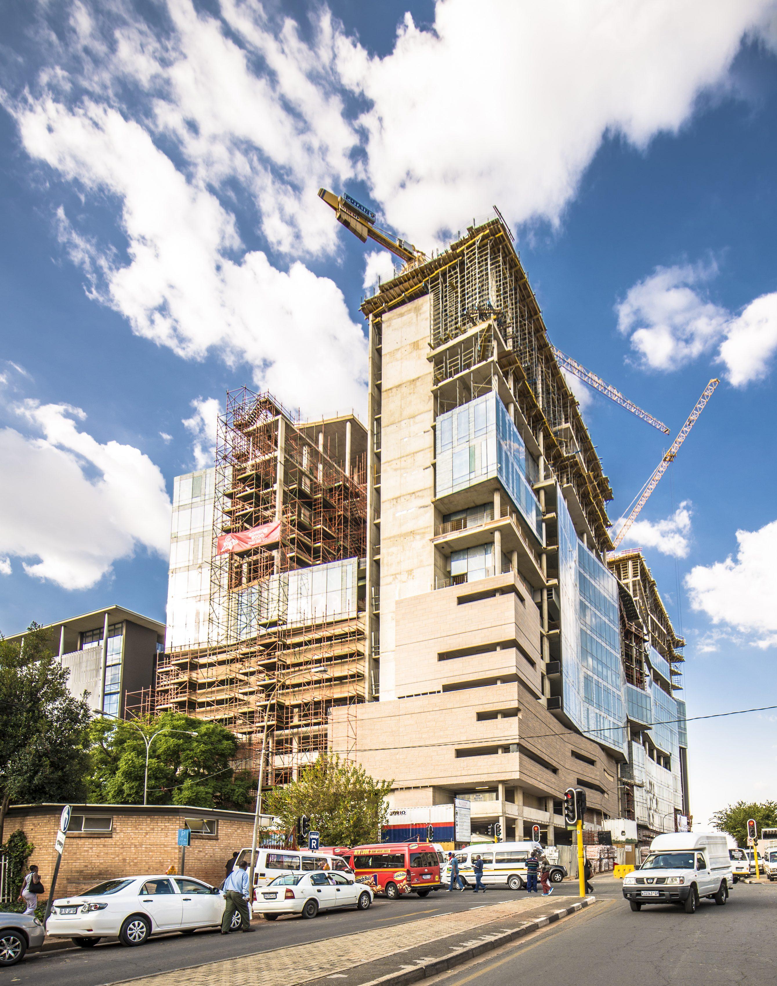 Rosebank Towers