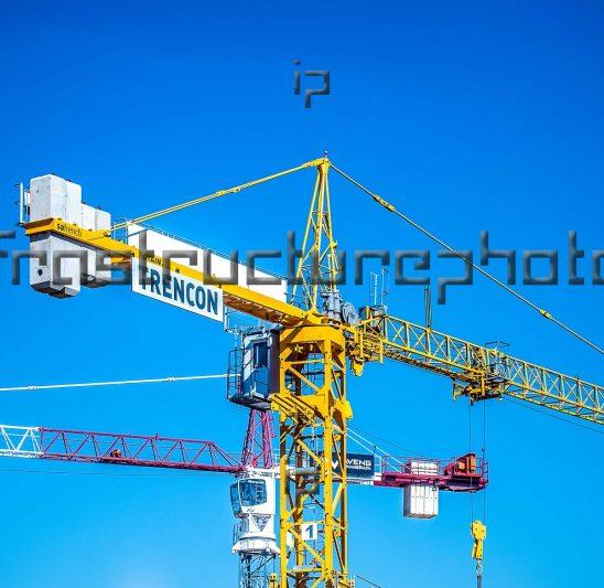 Village Walk Cranes