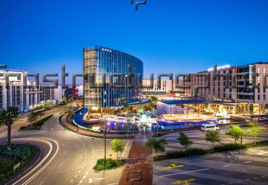 Apex Century City, Century City Urban Square, Cape Town