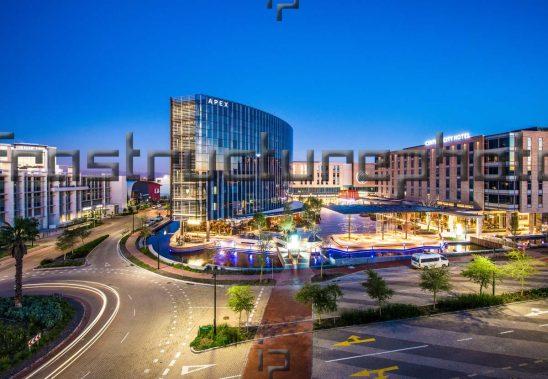 Apex Century City, Century City Urban Square, Cape Town