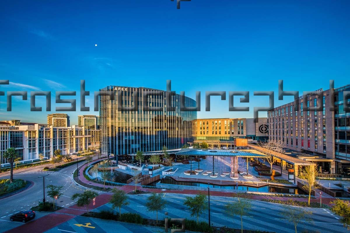 Apex, Century City Square, Cape Town