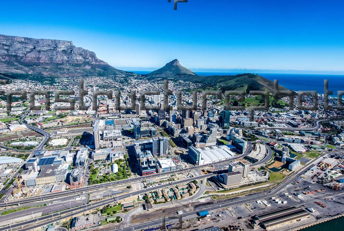 City Of Cape Town Aerial