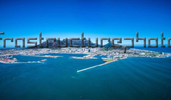 City Of Cape Town Aerial from the Table View