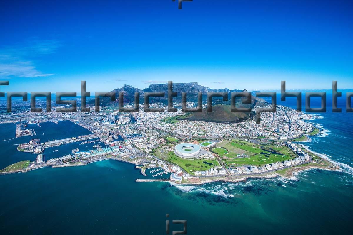 Cape Town Aerial