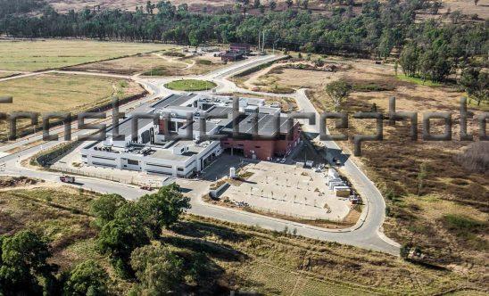 Modderfontein Private Hospital Aerial