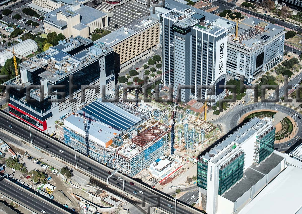 CTICC EXPANSION-CMBH
