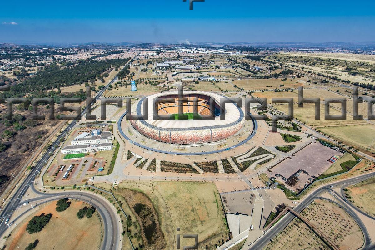 FNB Soccer City Stadium