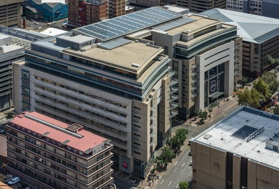 Absa Towers West
