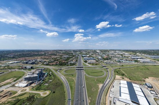 Allandale Road Interchange