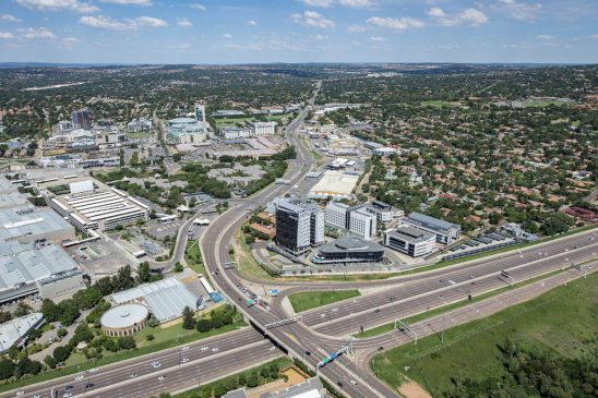 Summit Place Office Park Menlyn,
