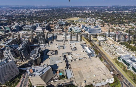 Sandton City Roofs