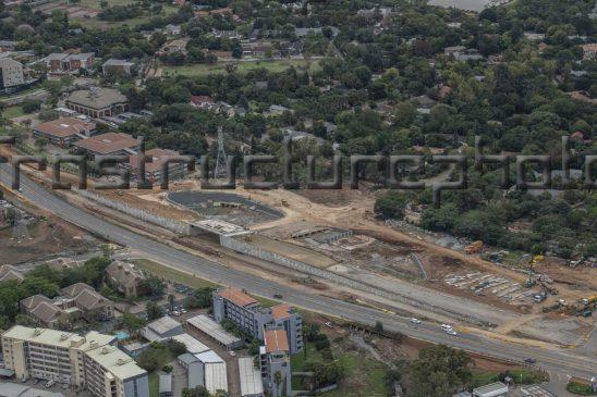 Menlyn BRT Atterbury Road
