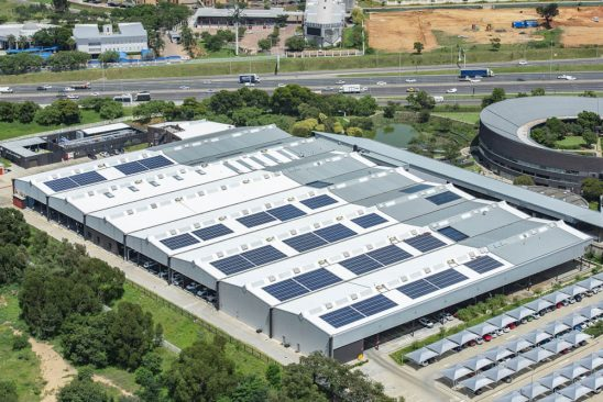 BMW Midrand Campus Next