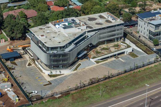 Barloworld Logistics Headquarters Irene
