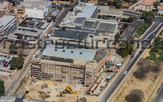 Bluebird Shopping Centre Expansion