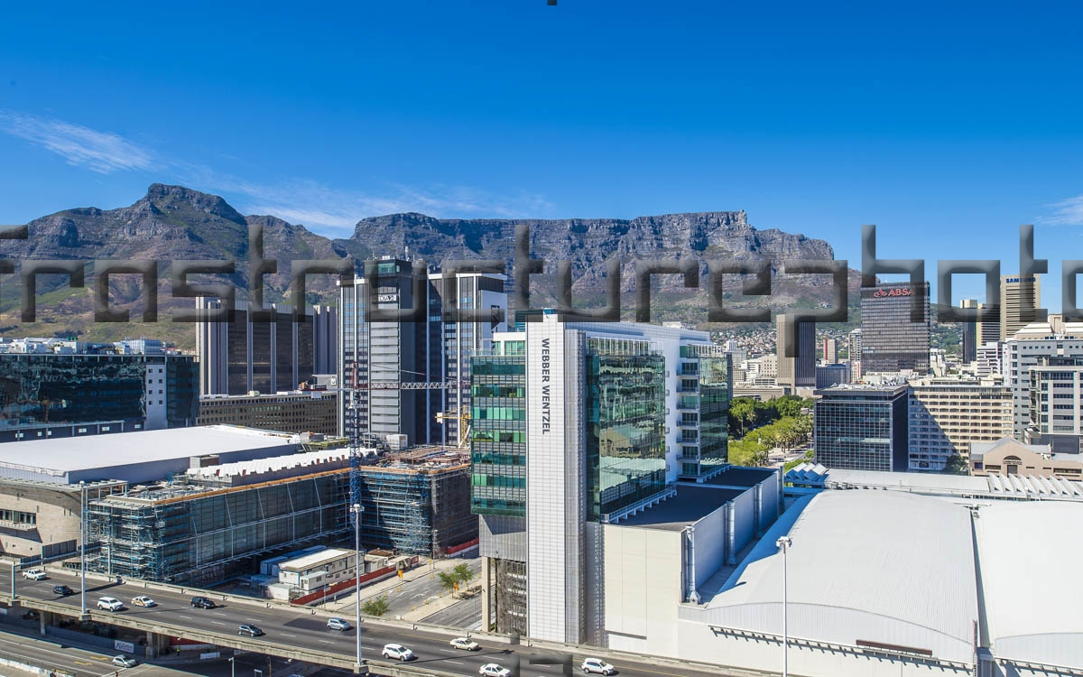Convention Tower Cape Town