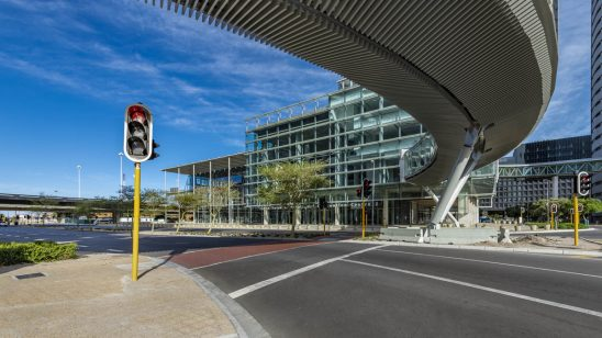 Cape Town International Conference Centre (CTICC)