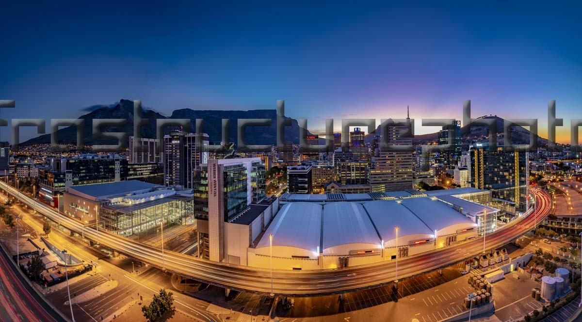 Cape Town Cityscape