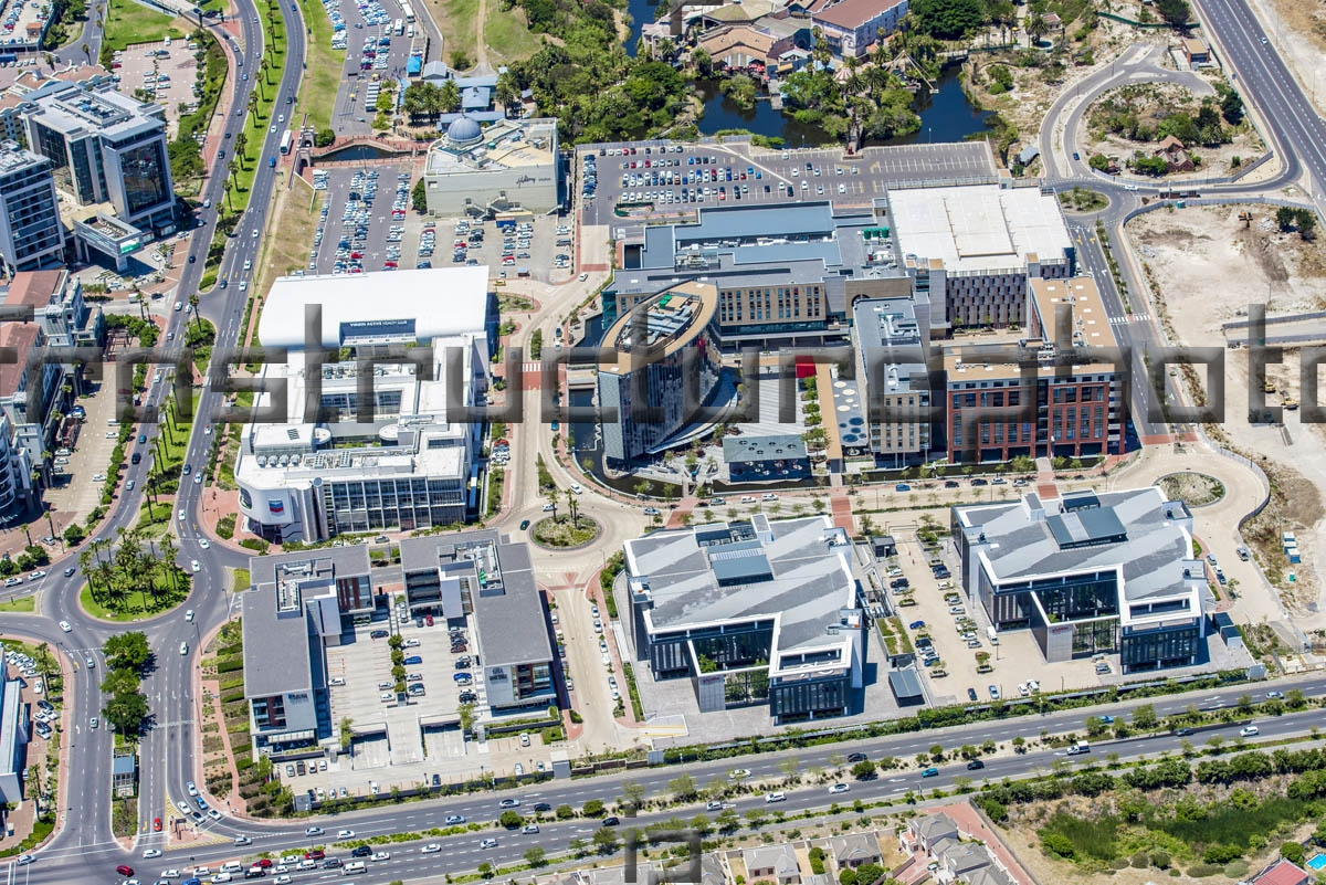 Century City Urban Square, Century City, Cape Town