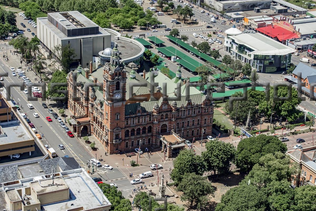 City Hall Pietermaritzburg,