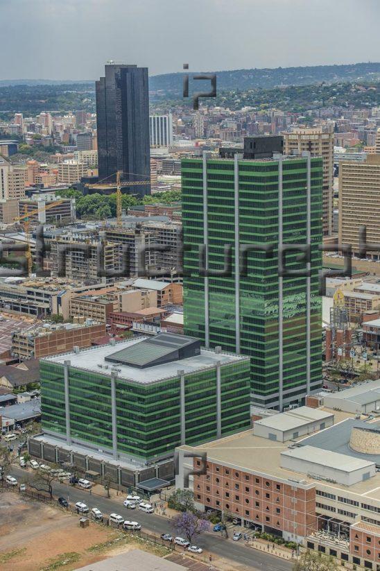 Civets Building Pretoria