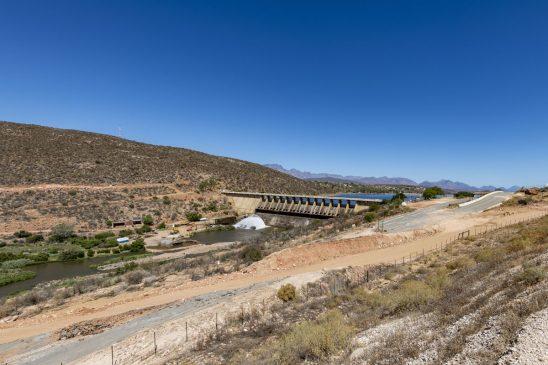 Clanwilliam Dam