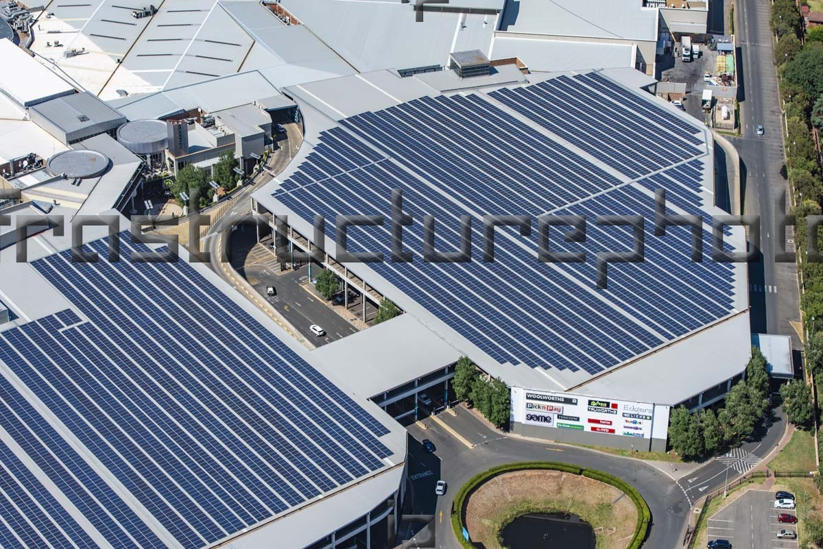 Clearwater Mall Solar