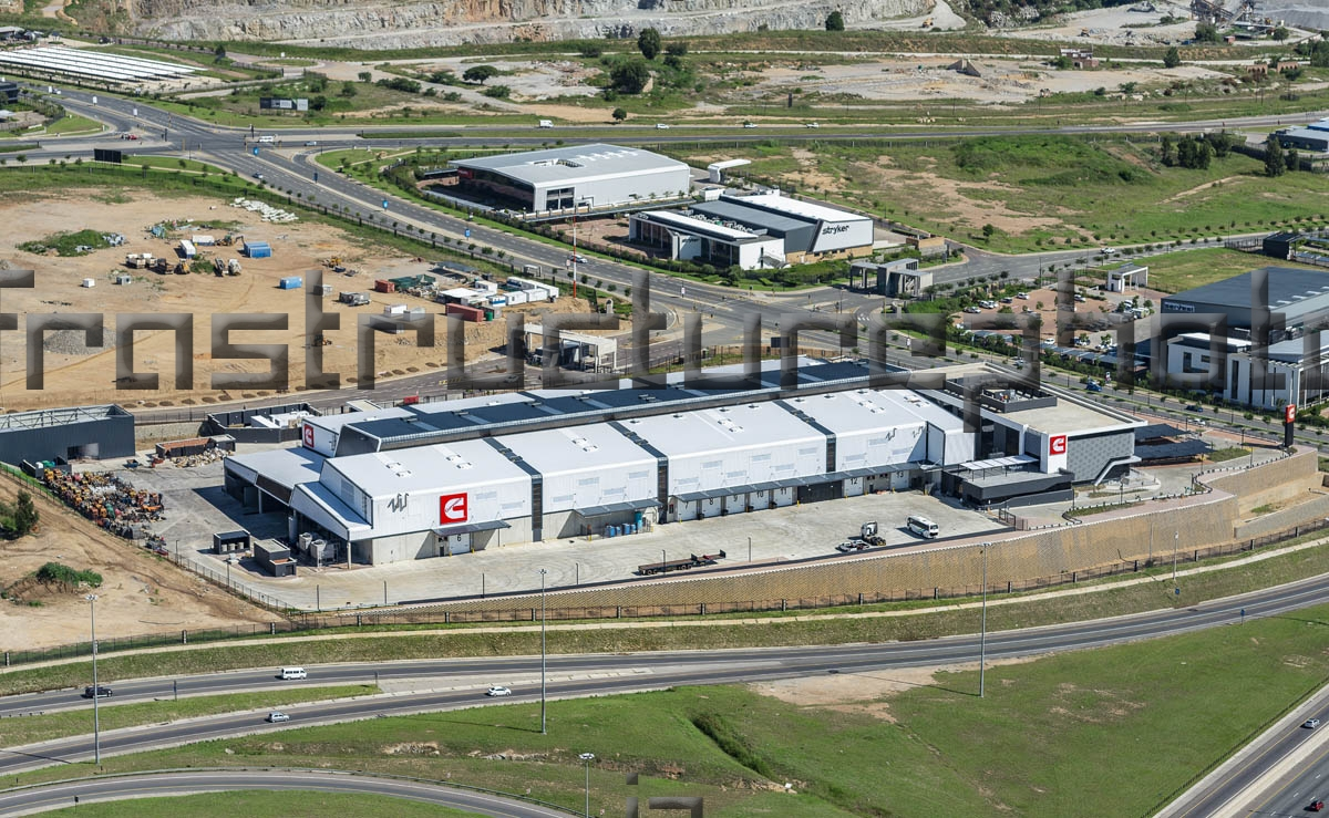 Cummins Southern Africa Regional Distribution Centre