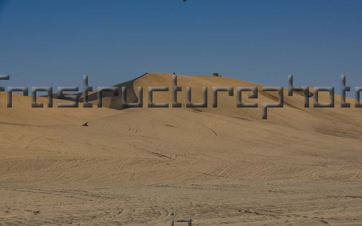 Desert in the Dorob National Park