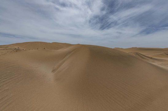 Desert in the Dorob National Park.