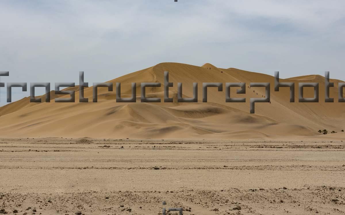 Desert in the Dorob National Park
