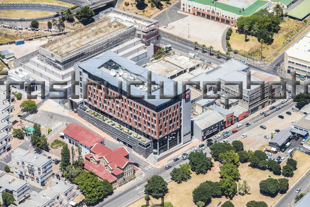 ETV Headquarters, Roeland Park, Cape Town