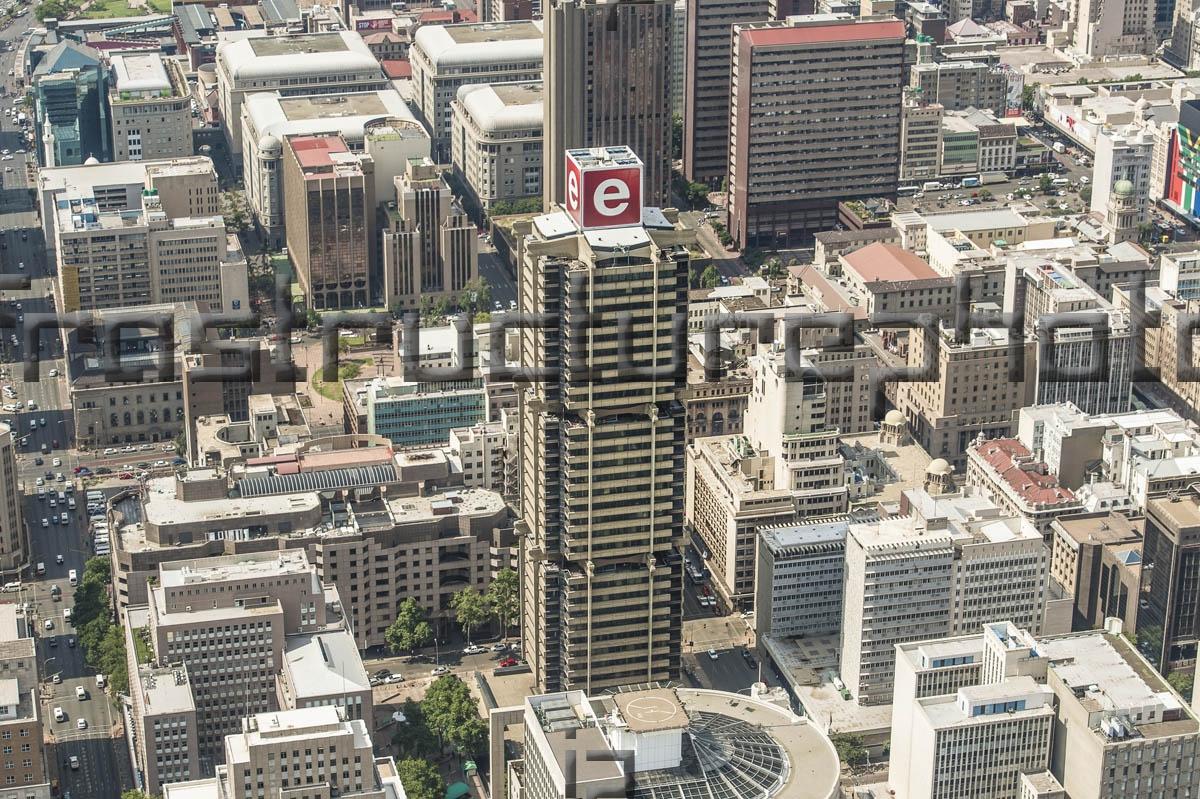 Standard Bank Centre Johannesburg