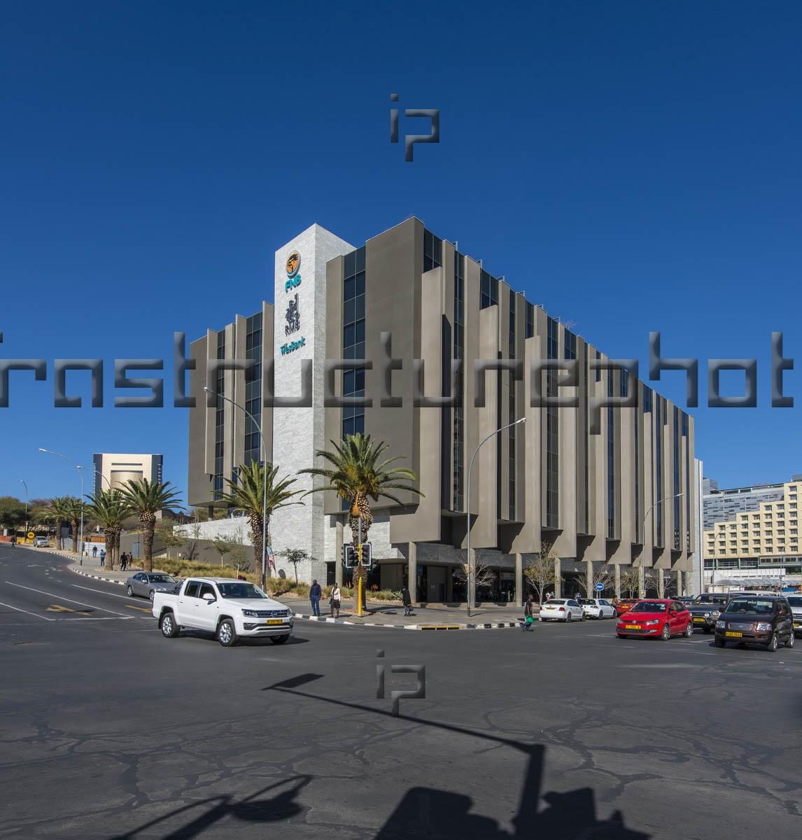 FNB Windhoek Freedom Plaza