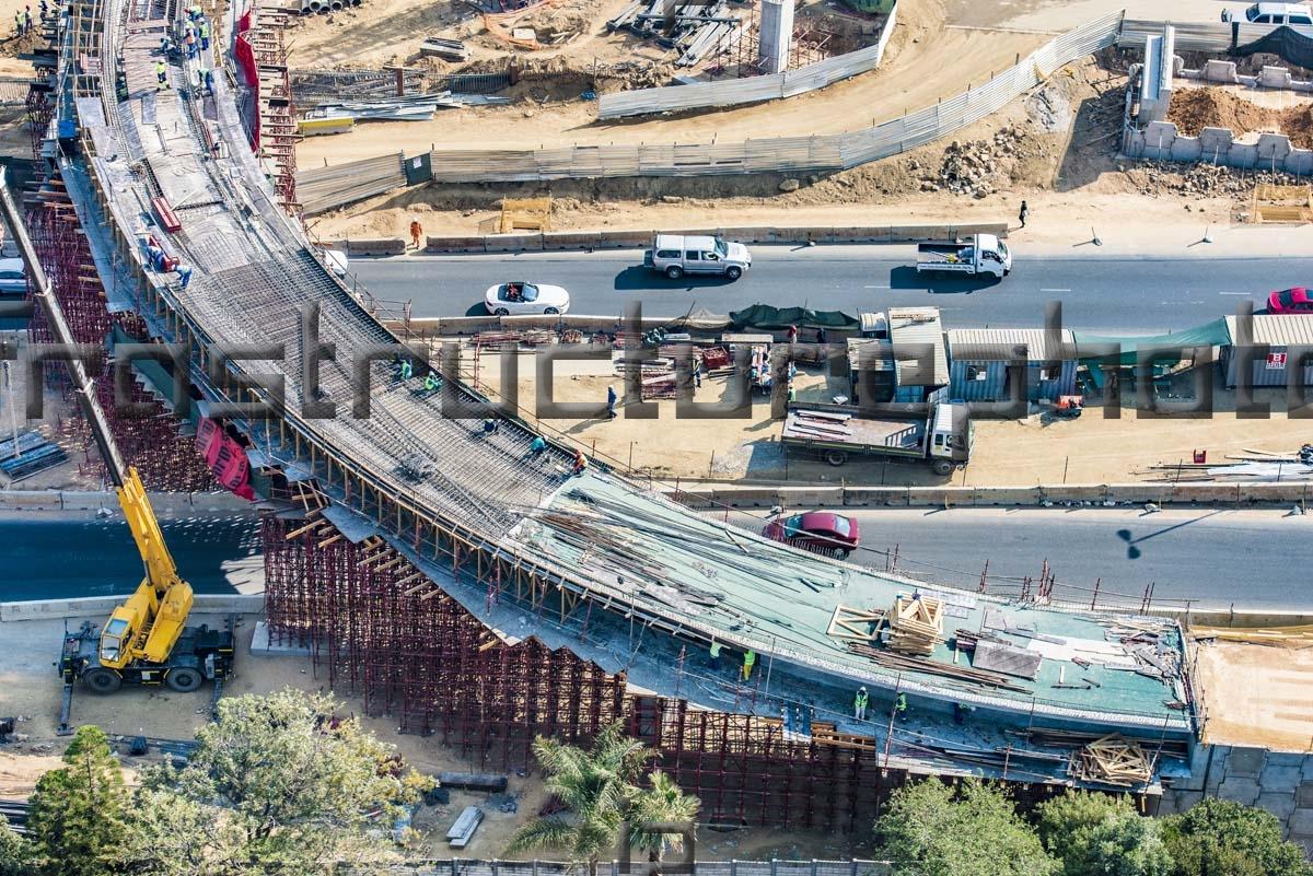 Fourways Mall Fly Over Bridge