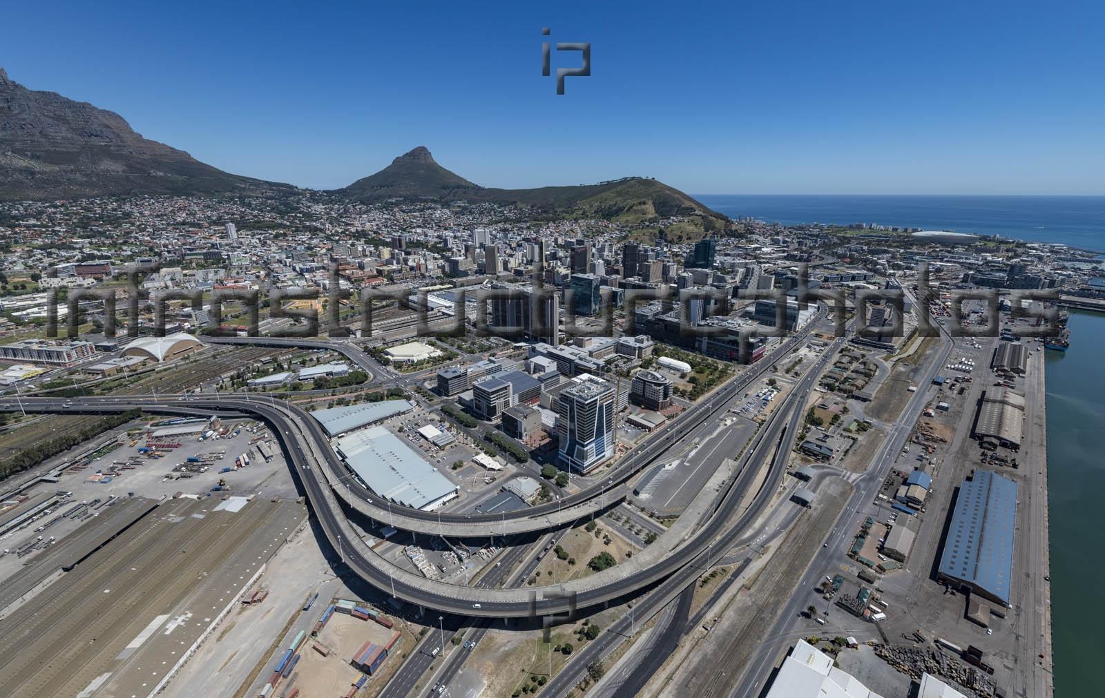 Harbour Arch Cape Town