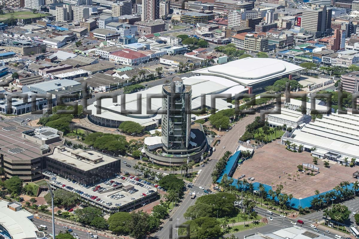 Hilton Hotel Durban and Durban International Convention Centre