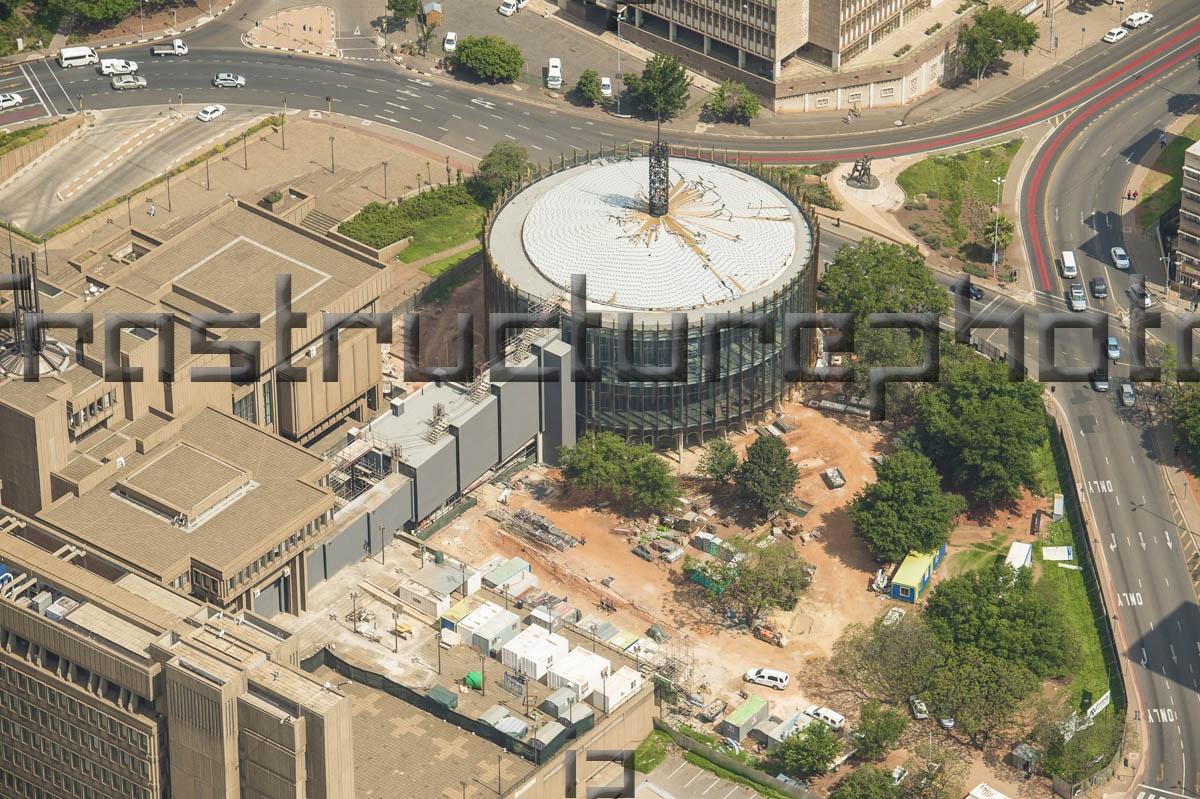 Johannesburg City Council Chamber
