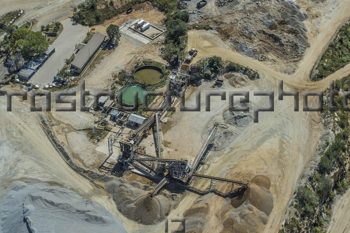 Jukskei Quarry Afrisam Aggregate, Midrand