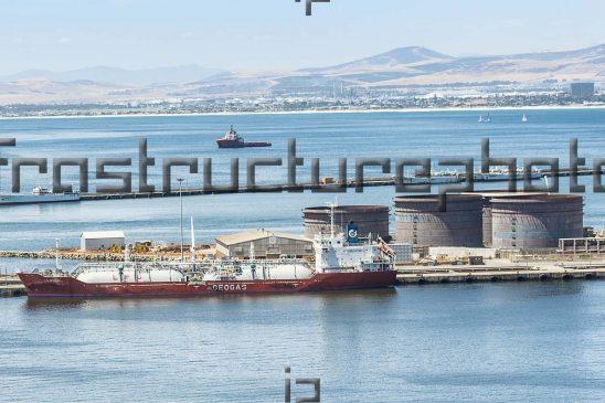 LPG Ship Louis