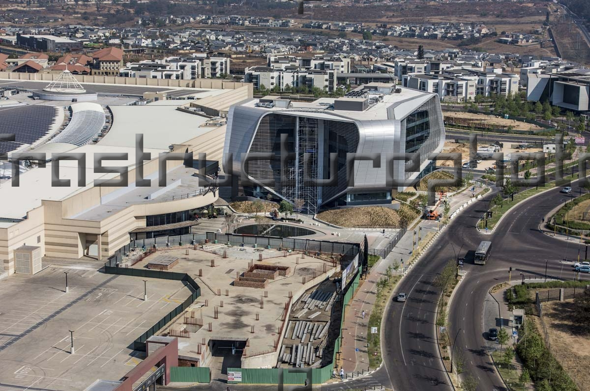 Mall Of Africa Office Building