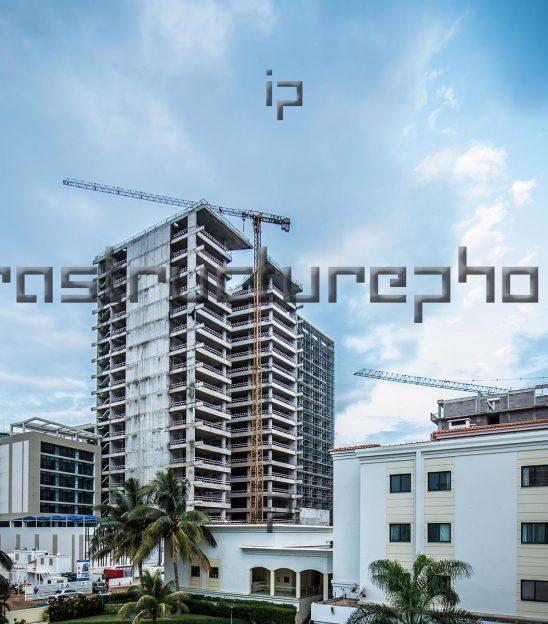 Construction Site Maputo, Mozambique