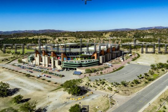The Mbombela Football Stadium
