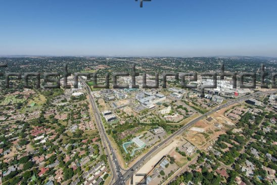 Menlyn Maine Central and Time Square