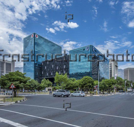 Merriman Square, Foreshore, Cape Town